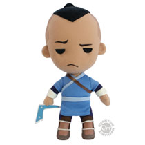 Image: Avatar: The Last Airbender Q-Pal Plush - Sokka  - Quantum Mechanix Inc