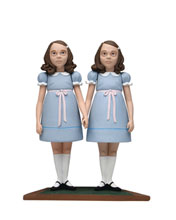 Image: The Shining Toony Terrors Action Figure: The Grady Twins  (6-inch) - Neca