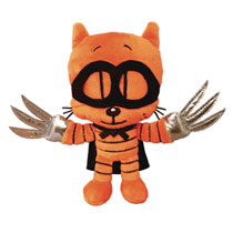Image: Dog Man Plush: Cat Kid  (6.5-inch) - Merry Makers Inc.