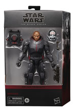 Image: Star Wars: Black Series  (6-inch) deluxe Bad Batch Wrecker Action Figure Case - Hasbro Toy Group