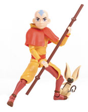 Image: BST AXN Action Figure: Avatar: The Last Airbender  (5-inch) - The Loyal Subjects