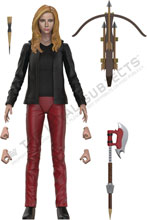 Image: BST AXN Action Figure: Buffy the Vampire Slayer - Buffy  (5-inch) - The Loyal Subjects