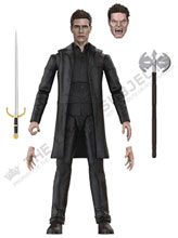 Image: BST AXN Action Figure: Buffy the Vampire Slayer - Angel  (5-inch) - The Loyal Subjects