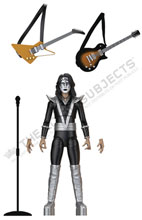 Image: BST AXN Action Figure: Kiss - The Spaceman  (5-inch) - The Loyal Subjects
