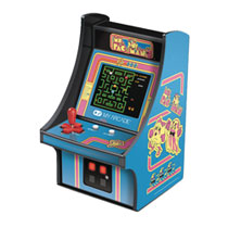 Image: Micro Arcade Player Ms. Pac-Man  (6.75-inch) - Dreamgear LLC