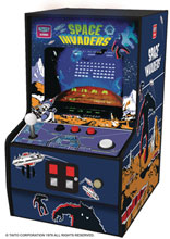 Image: Micro Arcade Player: Retro Space Invaders  (6.75-inch) - Dreamgear LLC