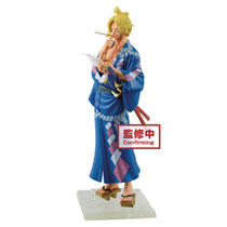 Image: One Piece: A Piece of Dream 2 V1 Figure - Sabo  - Banpresto