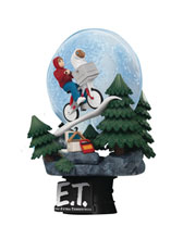 Image: E.T. the Extra-Terrestrial DS-089 D-Stage Series Statue  (6-inch) - Beast Kingdom Co., Ltd