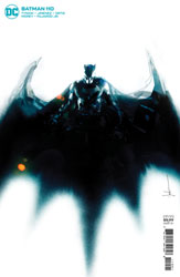 Image: Batman #110 (variant card stock cover - Jock) - DC Comics