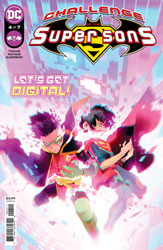 Image: Challenge of the Super Sons #4 - DC Comics