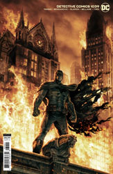 Image: Detective Comics #1039 (variant card stock cover - Lee Bermejo) - DC Comics