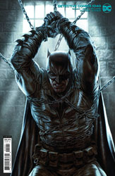 Image: Detective Comics #1040 (variant card stock cover - Lee Bermejo) - DC Comics