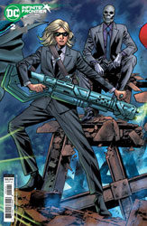 Image: Infinite Frontier #2 (variant card stock cover - Bryan Hitch) - DC Comics