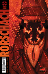 Image: Rorschach #10 (variant card stock cover - Jenny Frison) - DC - Black Label