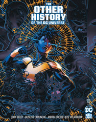 Image: Other History of the DC Universe #5 (variant cover - Jamal Campbell) - DC - Black Label