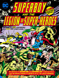 Image: Superboy and the Legion of Super-Heroes  (Tabloid Edition) - DC Comics