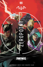 Image: Batman/Fortnite: Zero Point HC  - DC Comics