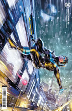 Image: Nightwing #82 (variant card stock cover - Jamal Campbell) - DC Comics