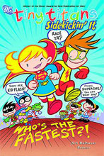 Image: Tiny Titans: Sidekickin' It SC  - DC Comics - Johnny DC