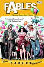 Image: Fables Vol. 13: The Great Fables Crossover SC  - DC Comics - Vertigo