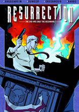 Image: Resurrection Vol. 01 SC  (deluxe ed.) - Oni Press Inc.