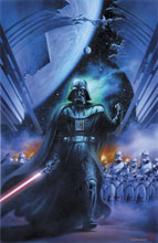 Image: Star Wars: Darth Vader & The Lost Command #1 (Tsueno Sanda cover) - Dark Horse Comics