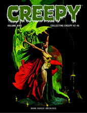 Image: Creepy Archives Vol. 09 HC  - Dark Horse