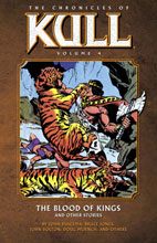 Image: Chronicles of Kull Vol. 04: Blood of Kings & Other Stories SC  - Dark Horse