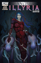 Image: Angel: Illyria - Haunted #3 (10-copy incentive cover) (v10) - IDW Publishing