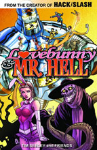 Image: Lovebunny & Mr. Hell Vol. 01 SC  - Image Comics