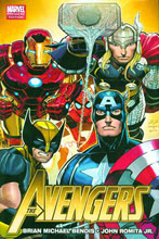 Image: Avengers by Brian Michael Bendis Vol. 01 HC  - Marvel Comics