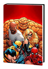 Image: New Avengers by Brian Michael Bendis Vol. 01 HC  - Marvel Comics