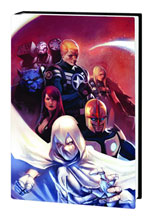 Image: Secret Avengers Vol. 01: Mission to Mars HC  - Marvel Comics