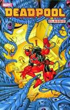 Image: Deadpool Classic Vol. 04 SC  - Marvel Comics