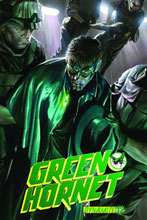 Image: Green Hornet #12 - D. E./Dynamite Entertainment