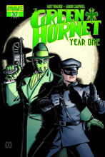 Image: Green Hornet: Year One #10 - Dynamite