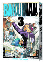 Image: Bakuman Vol. 03 SC  - Viz Media LLC