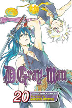 Image: D-Gray Man Vol. 20 SC  - Viz Media LLC