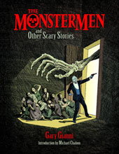 Image: Gary Gianni's Monstermen and Other Scary Stories HC  - Dark Horse