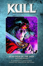Image: Chronicles of Kull Vol. 05: Dead Men of the Deep & Other Stories SC  - Dark Horse