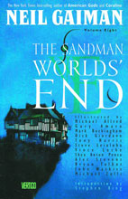 Image: Sandman Vol. 08: Worlds' End SC  (new edition) - DC Comics - Vertigo