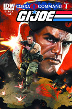 Image: G.I. Joe Vol. 2 #9 (10-copy incentive cover) - IDW Publishing