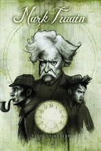 Image: Mark Twain's Tales of Mystery HC  - IDW Publishing
