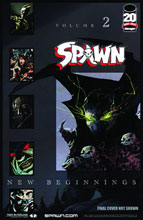 Image: Spawn: New Beginnings Vol. 02 SC  - Image Comics
