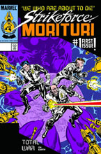 Image: Strikeforce: Morituri - We Who Are About to Die #1 - Marvel Comics