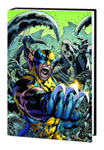Image: Wolverine: Best There Is - Broken Quarantine HC  - Marvel Comics
