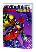 Image: Astonishing Spider-Man and Wolverine SC  - Marvel Comics