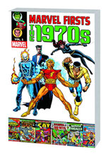 Image: Marvel Firsts: 1970s Vol. 01 SC  - Marvel Comics