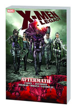 Image: X-Men Legacy: Aftermath SC  - Marvel Comics