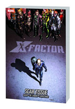 Image: X-Factor Vol. 12: Scar Tissue SC  - Marvel Comics